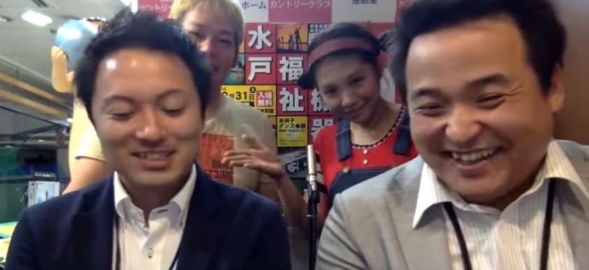 [ 2015/10/8 ]♡ちゃんみよTV #806♡ゲスト 横張巧さん&志賀智史さん