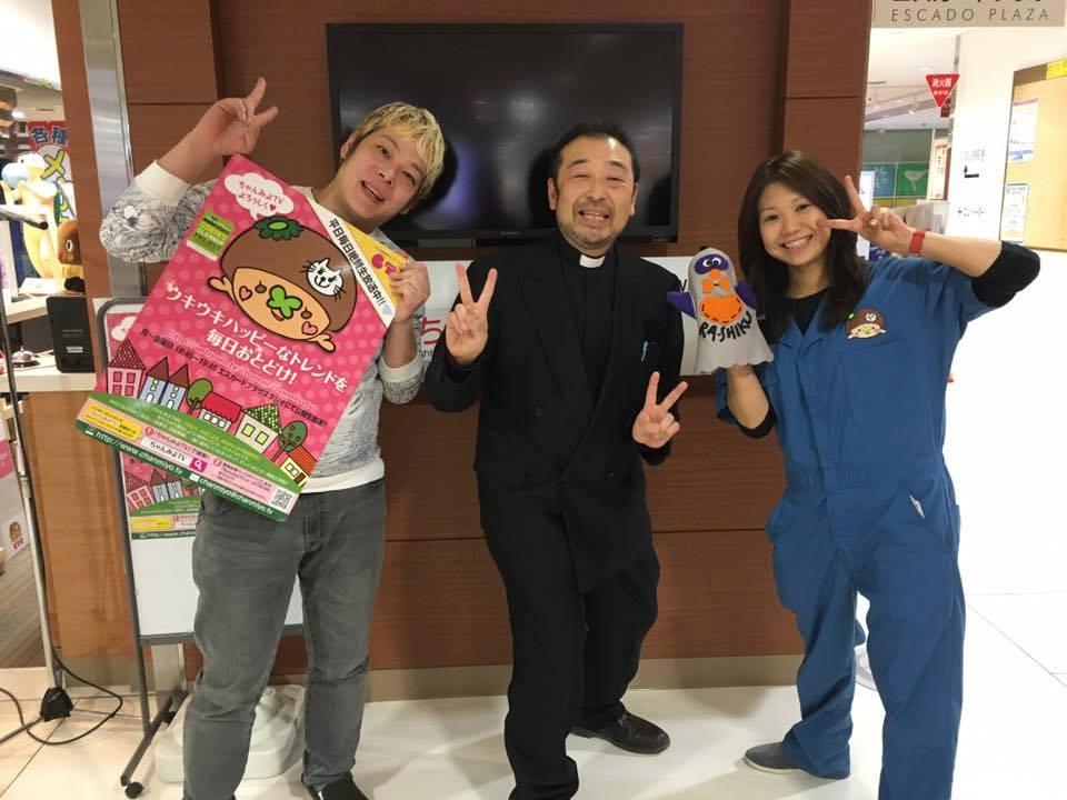 [ 2016/3/31 ]♡ちゃんみよTV #920♡ゲスト 細谷 将司選手 金子敏明牧師