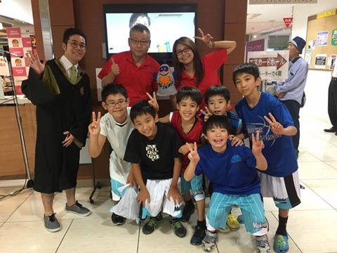 [ 2016/7/22 ]♡ちゃんみよTV #999♡ゲスト 山川洋さん  向台ミニバスのみんな