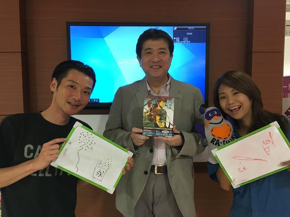 [ 2016/8/10 ]♡ちゃんみよTV #1009♡ゲスト 山下忠邦さん