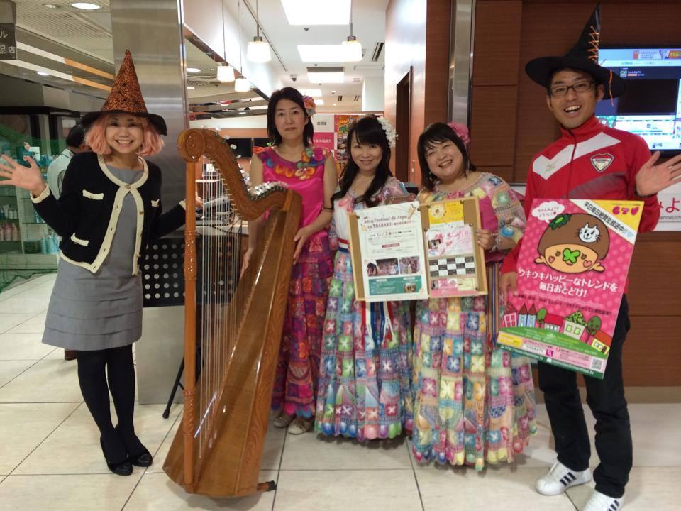 [ 2014/10/29 ]♡ちゃんみよTV #583♡ゲスト 古江かをり先生&生徒さん