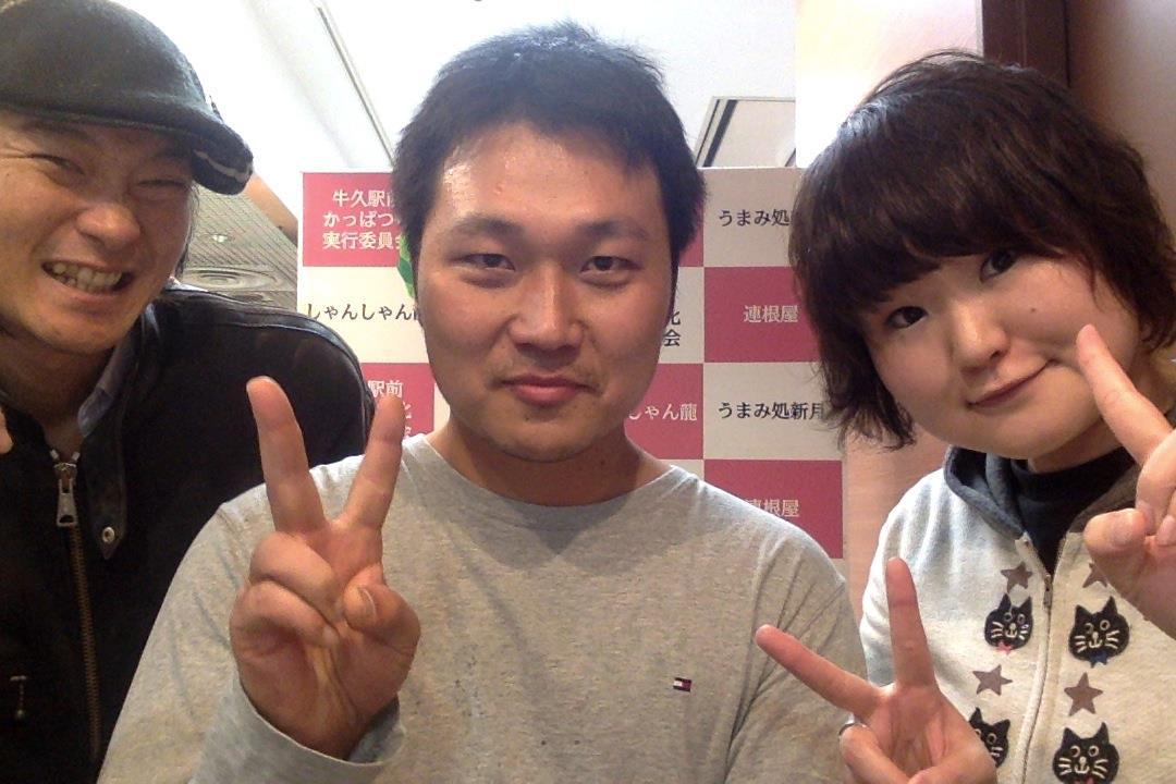 [ 2014/11/14 ]♡ちゃんみよTV #594♡ゲスト 五十嵐達也さん