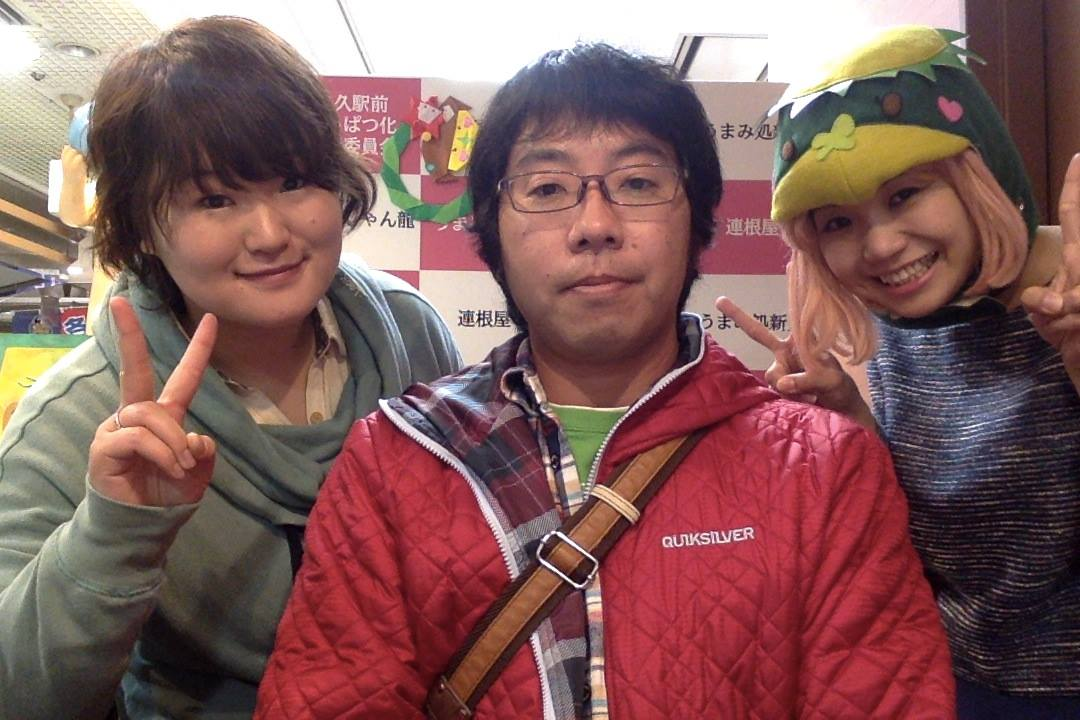 [ 2014/12/5 ]♡ちゃんみよTV #608♡ゲスト 中島忍さん