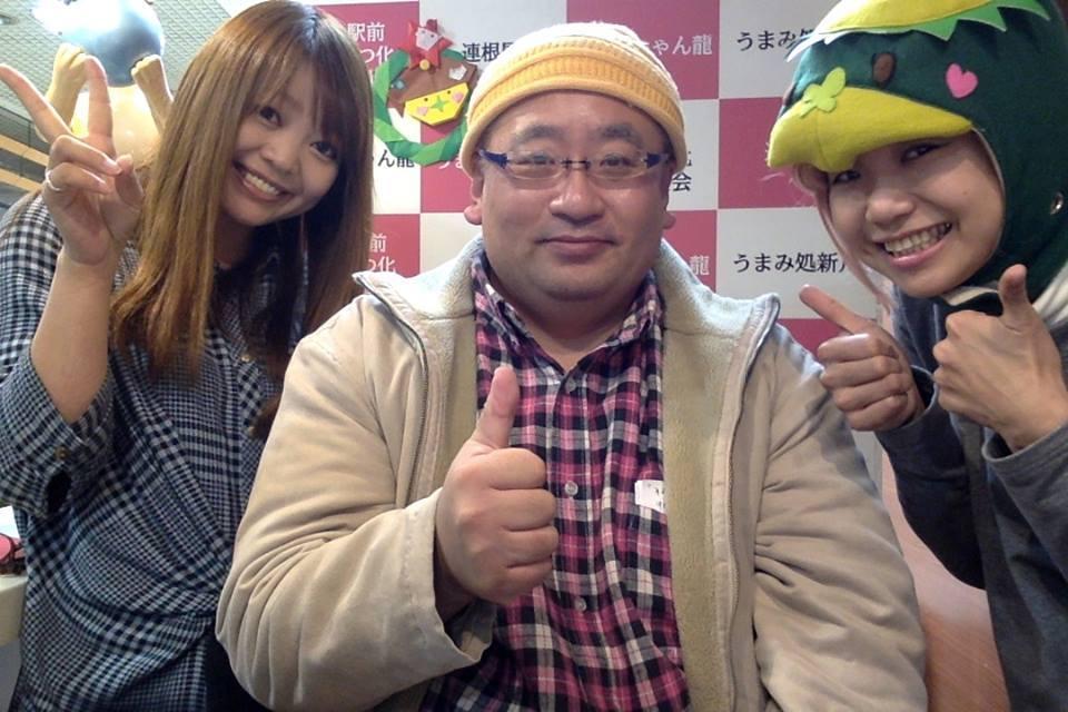 [ 2014/12/16 ]♡ちゃんみよTV #615♡ゲスト 祭文太郎さん
