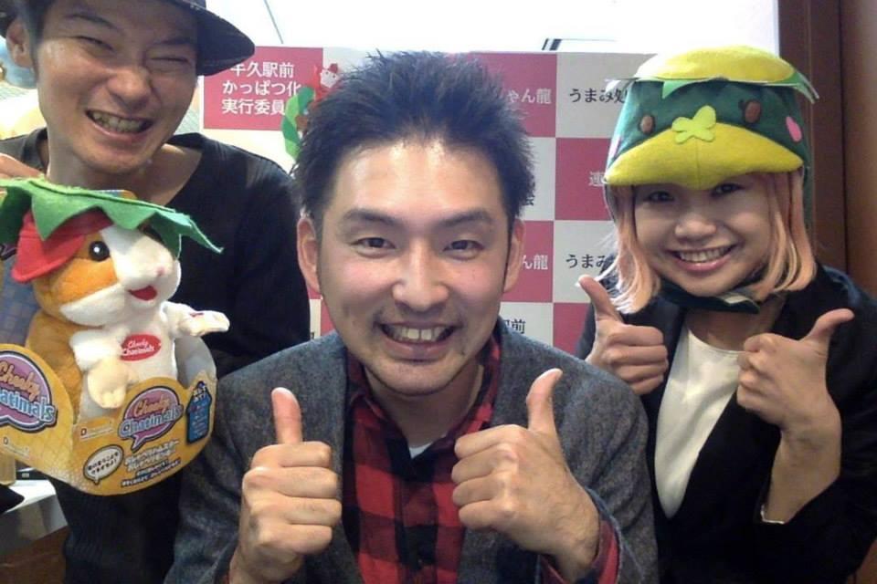 [ 2014/12/22 ]♡ちゃんみよTV #619♡ゲスト 沼田聡さん