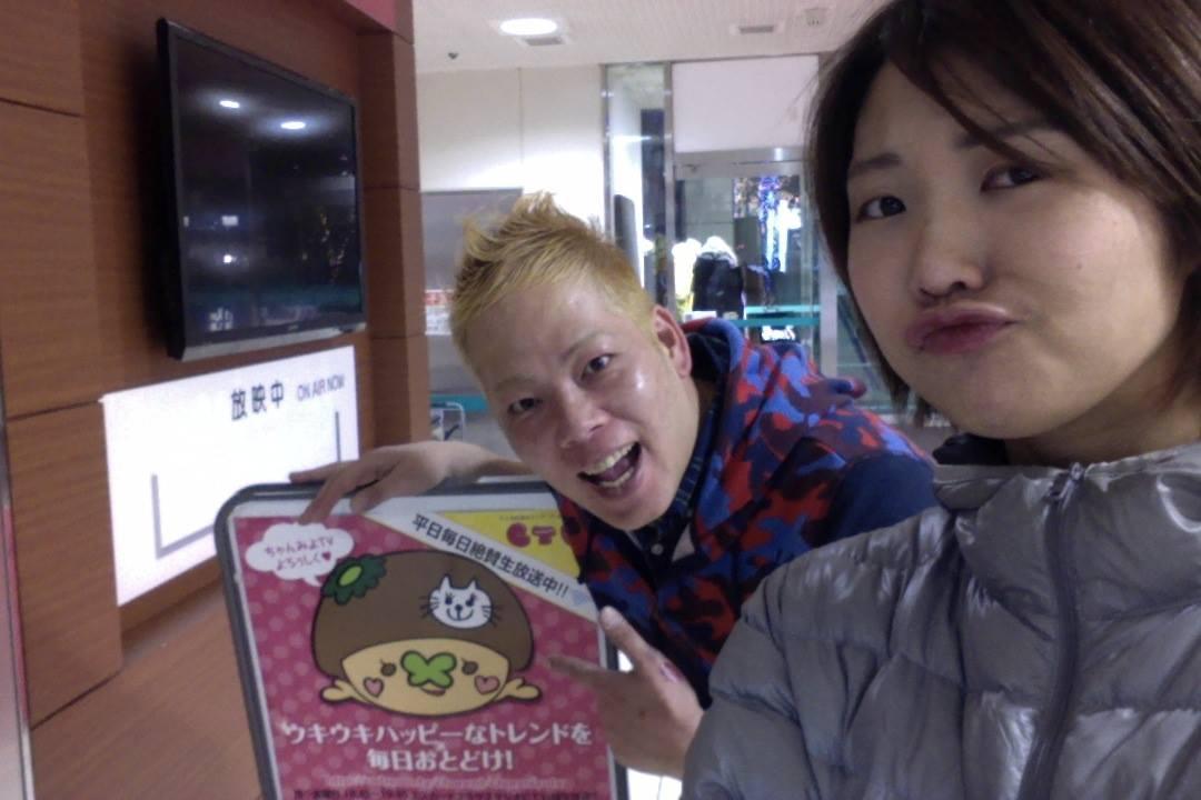 [ 2015/2/12 ]♡ちゃんみよTV #646♡ゲスト ジャギさん&カッパさん