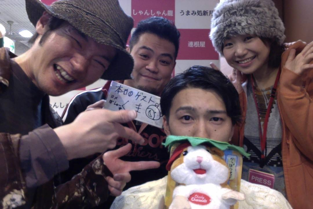[ 2015/2/16 ]♡ちゃんみよTV #648♡ゲスト 福田将人さん