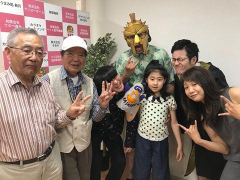 [ 2017/6/9 ]♡夕暮れモーモー #42♡ゲスト TYKO&HIDE&SENRI