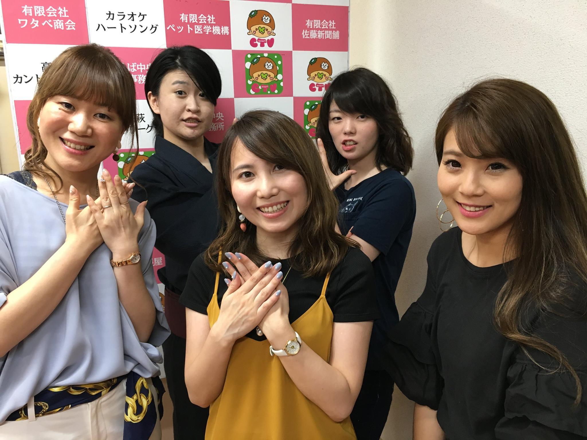 [2017/6/22] ♡夕暮れモーモー #51♡くりちゃん&めいちゃん